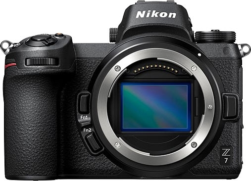 """Nikon представила полнокадровую беззеркалку Z7 с 45,7-Мп матрицей"""""""