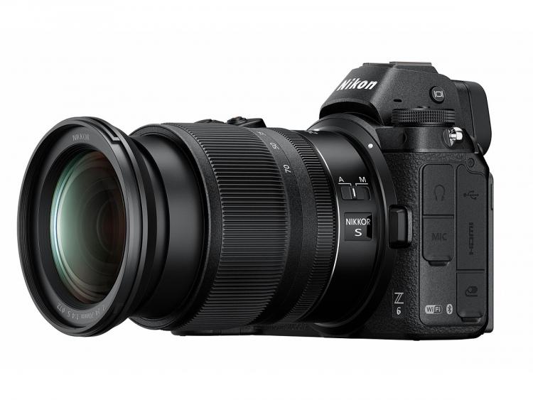 """Полнокадровая камера Nikon Z6 — достойный соперник Sony A7 III"""""""