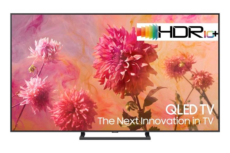 """Новейшие телевизоры Samsung QLED и Premium UHD получили сертификат HDR10+"""""""