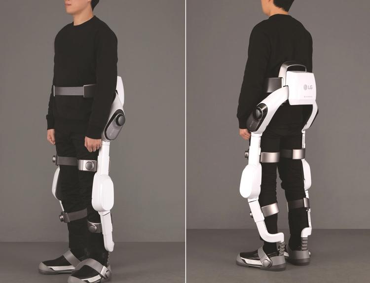 """В LG разработан «носимый робот»"""""""