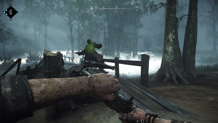 Шутер Hunt: Showdown от авторов Crysis выйдет на Xbox One