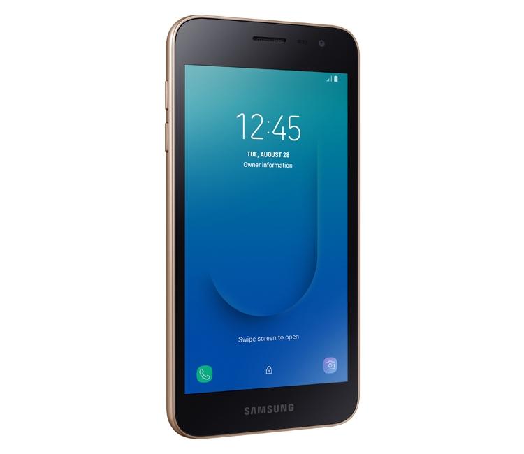 "Дебют смартфона Galaxy J2 Core: первый аппарат Samsung на базе Android Go"""