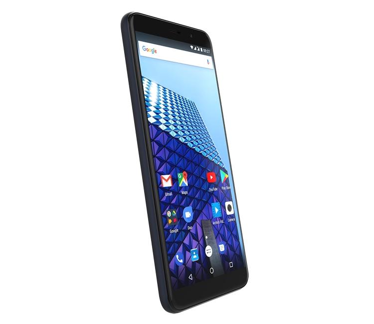 """Смартфон Archos Access 57 4G с 5,7-дюймовым дисплеем стоит 80 евро"""""""