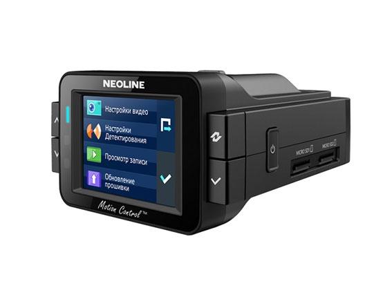 """Видеорегистратор с радаром-детектором Neoline X-COP 9100s поможет на дорогах всего мира"""""""
