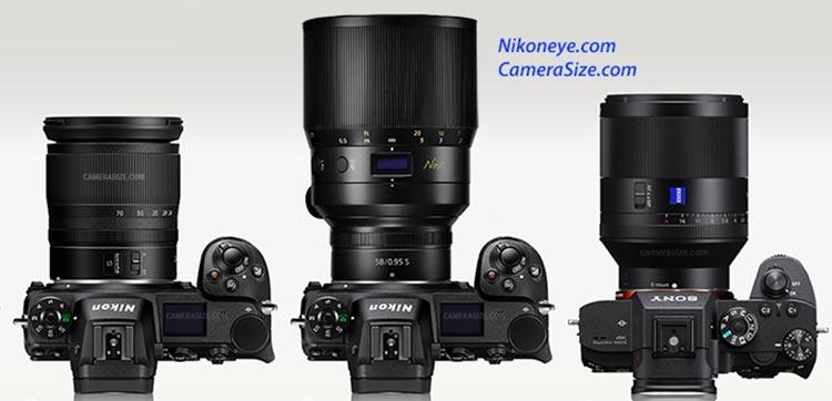 Объектив Nikon Nikkor Z 58мм f