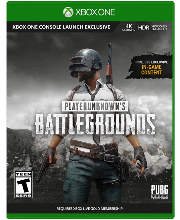 Полноценный релиз PlayerUnknown's Battlegrounds на Xbox One состоится 4 сентября