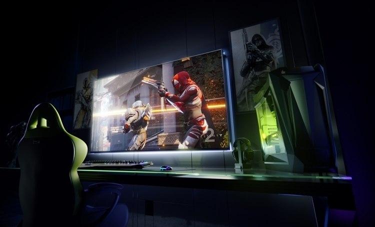 """Игровые дисплеи NVIDIA BFGD выйдут только в следующем году и будут стоить очень дорого"""""""