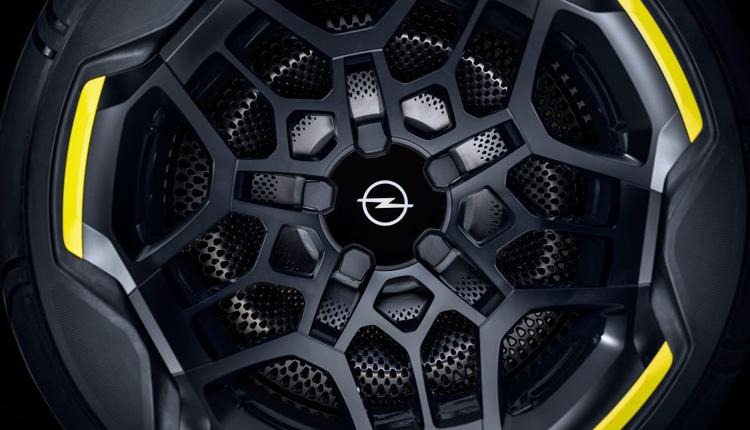 """Opel GT X Experimental: концепт-кроссовер с электрическим приводом"""""""