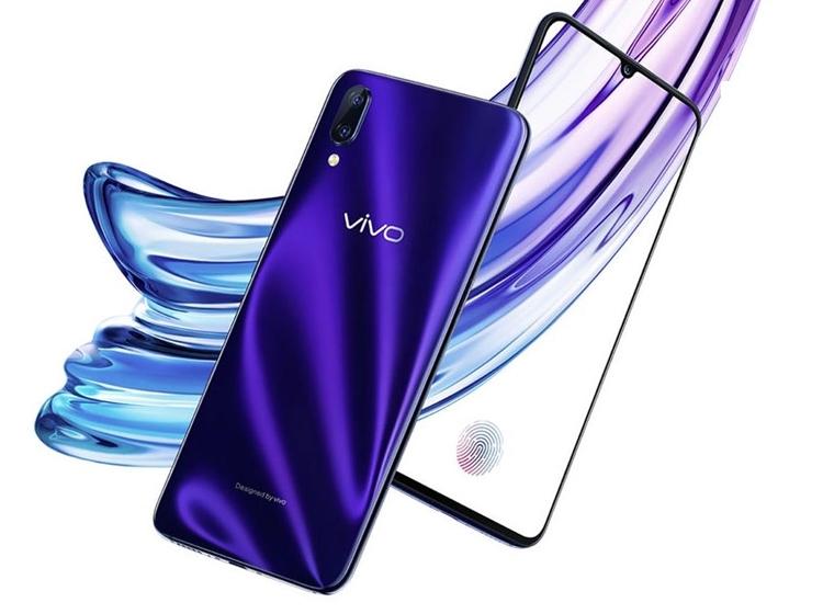 """Новый смартфон Vivo с экранным дактилоскопическим сканером дебютирует 6 сентября"""""""