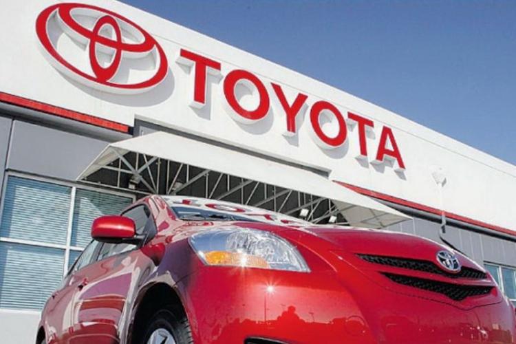 """Четыре фирмы корпорации Toyota создают СП для разработки технологий автономного вождения"""""""