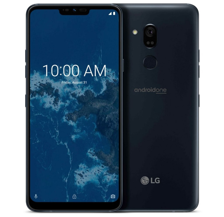 "LG G7 One и G7 Fit: смартфоны с 6,1-дюймовым экраном QHD+ FullVision"""