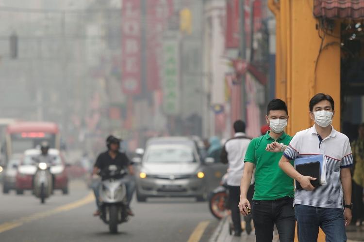 """Рост загрязнённости воздуха приводит к падению интеллекта"""""""