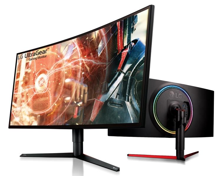 """LG UltraGear: мониторы для игровых систем"""""""