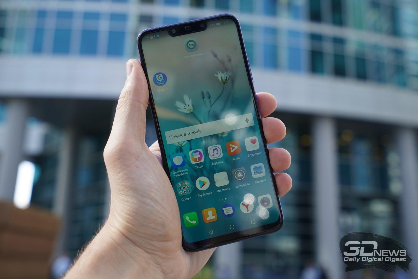 Обзор смартфона Huawei nova 3: дополненное издание