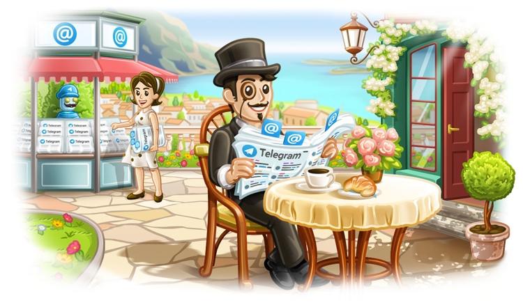 """Telegram начнёт выдавать спецслужбам данные о пользователях"""""""