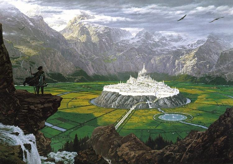 """Издано последнее произведение Толкина — «Падение Гондолина»"""""""
