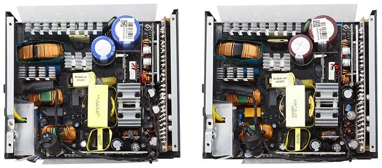Revolt X 1000W и Revolt X 1200W (справа)