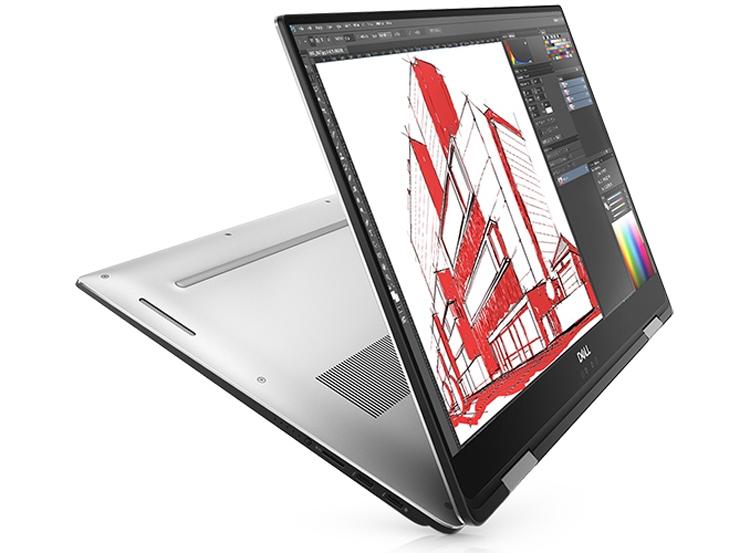 """Мобильная рабочая станция Dell Precision 2-in-1 5530 оснащена чипом Intel Kaby Lake G"""""""