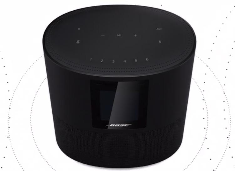 "Смарт-динамик Bose Home Speaker 500 оценён в $400"""