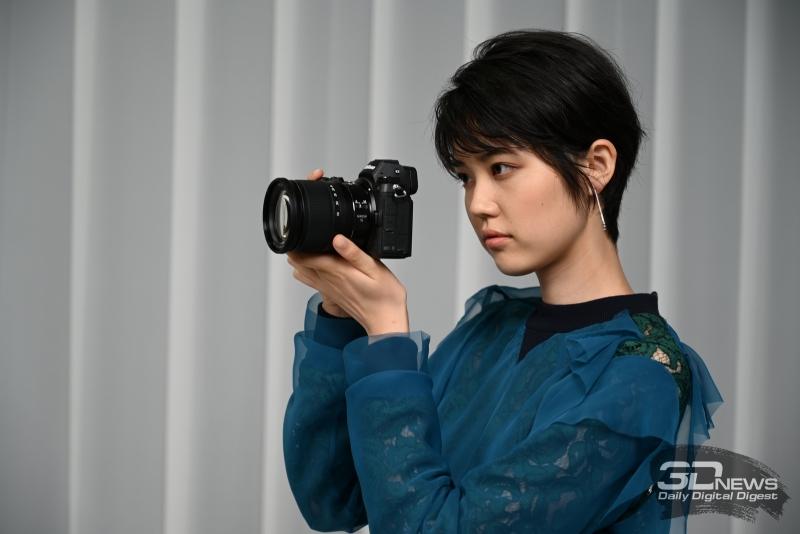 Фото сделано на Nikon Z7