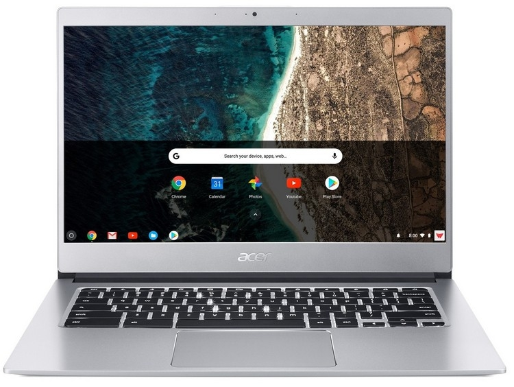 "Acer представила 14-дюймовыйChromebook 514"""
