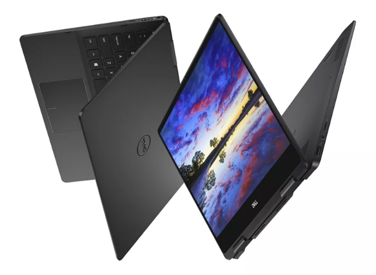 """Dell Inspiron 7000: ноутбуки с сенсорным экраном размером от 13"""" до 17"""""""""""