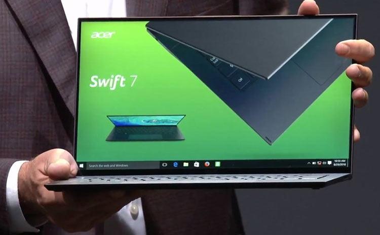 Ноутбук Acer Swift 7