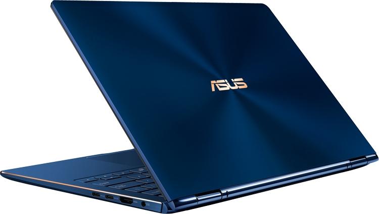 Ноутбуки-трансформеры ASUS ZenBook Flip 13