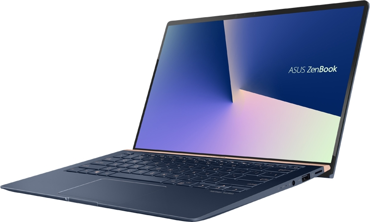 """Новые ноутбуки ASUS ZenBook получили безрамочный экран NanoEdge"""""""