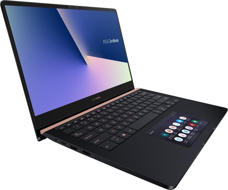"ASUS ZenBook Pro 14 и ZenBook S: новые ноутбуки премиум-класса"""