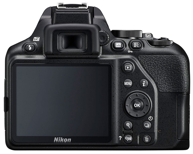 "Nikon D3500: зеркальная камера начального уровня за $500"""