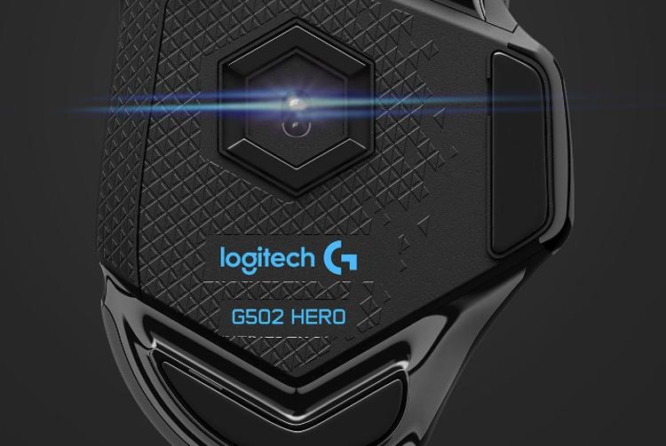 """Игровая мышь Logitech G502 HERO получила сенсор на 16 000 DPI"""""""