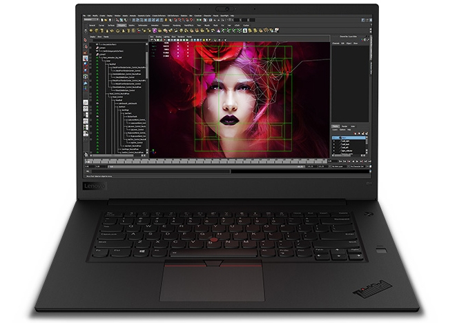 Игровой профессионал: Lenovo представила ThinkPad X1 Extreme c GeForce GTX 1050 Ti""