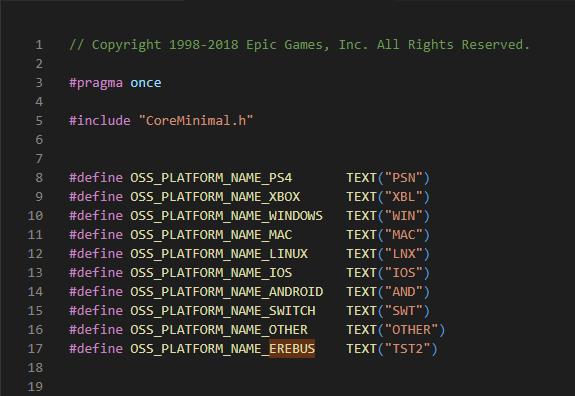 "Слухи: обнаружено упоминание PlayStation 5 в коде Unreal Engine 4"""