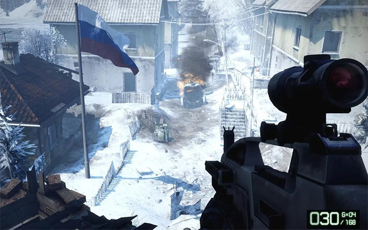 """DICE думает над бесплатной королевской битвой Battlefield V и переизданием Bad Company 2"""""""