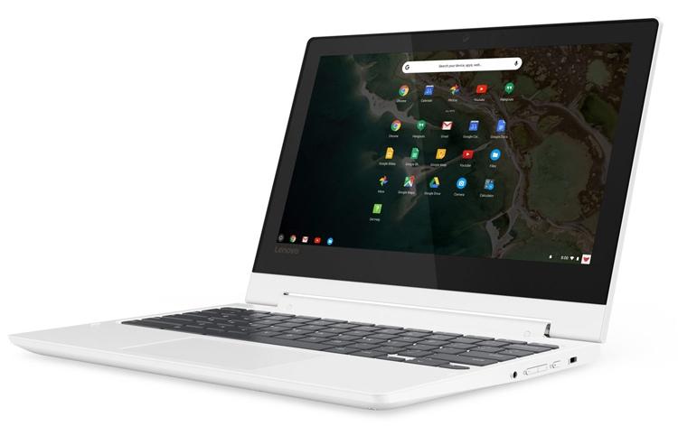 """Хромобуки Lenovo Chromebook C330 и S330 оснащены сенсорным дисплеем"""""""