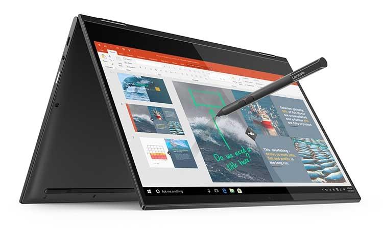 Ноутбук-трансформер Lenovo Yoga C630 WOS