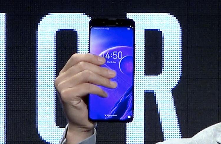 "Huawei: Honor Magic 2 получит тонкие рамки, Kirin 980 и выдвигающуюся камеру"""