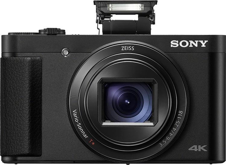 """Sony представила самые компактные в мире ультразумы DSC-HX99 и DSC-HX95"""""""