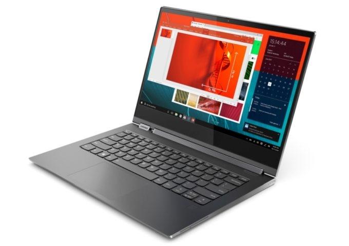 Ноутбук-трансформер Lenovo Yoga C930