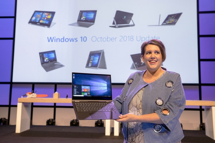 """Microsoft объявила, что выпустит пятое крупное обновление Windows 10 в октябре"""""""