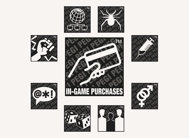"""PEGI представила логотипы для маркировки игр с микроплатежами"""""""