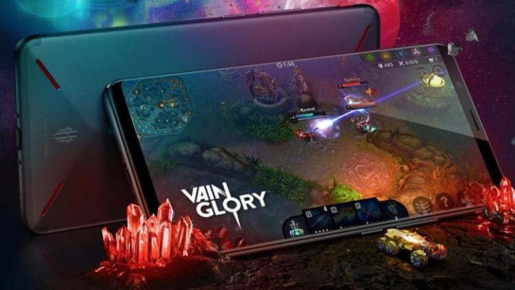 """Игровой смартфон Nubia Red Magic выйдет в более мощной версии"""""""