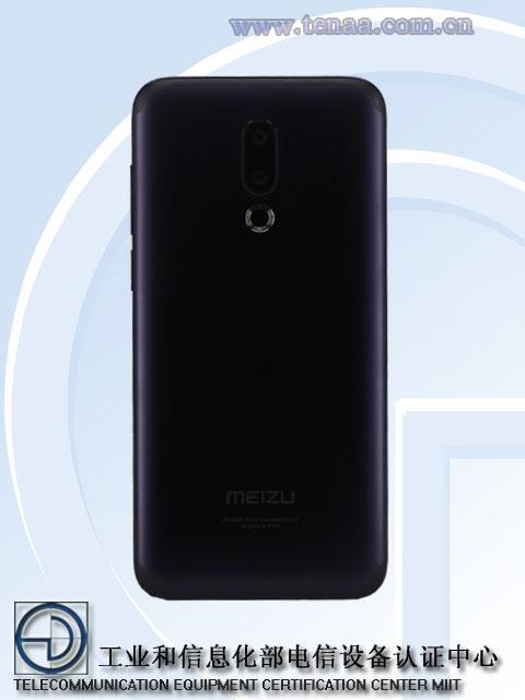 """Смартфон Meizu 16X получит 6"""" дисплей и три камеры"""""""