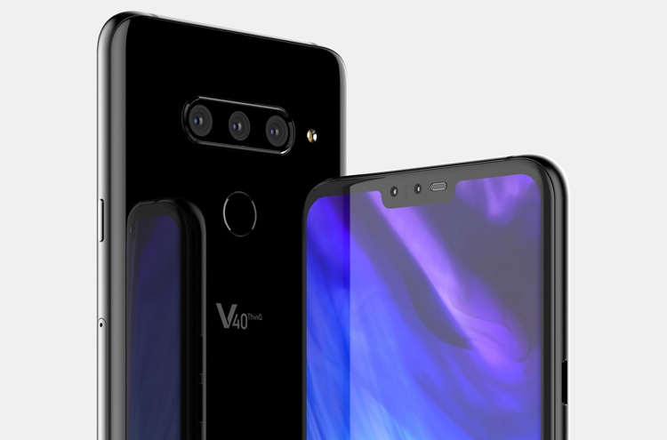 """Раскрыто оснащение мощного смартфона LG V40 ThinQ"""""""