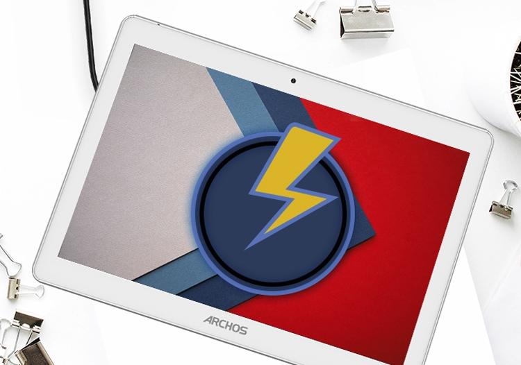 """Archos Oxygen 101 4G: планшет с поддержкой беспроводной подзарядки и LTE"""""""