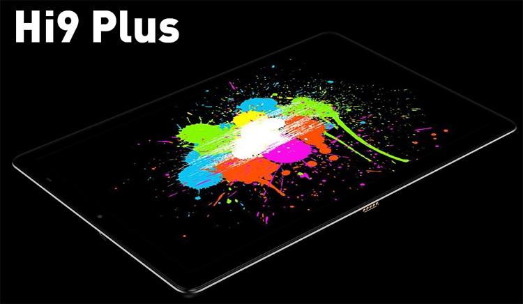 """Планшет Chuwi Hi9 Plus с 10,8"""" дисплеем использует платформу MediaTek Helio X23"""""""