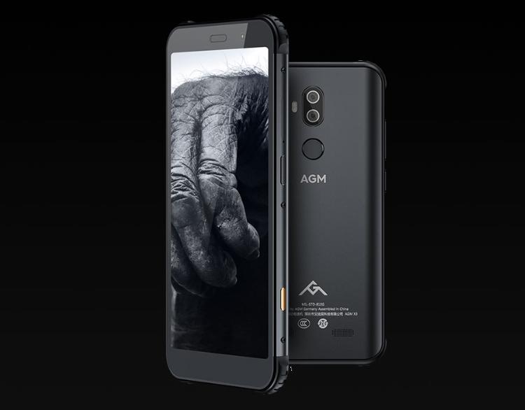 """AGM X3 стал одним из самых мощных смартфонов повышенной прочности"""""""