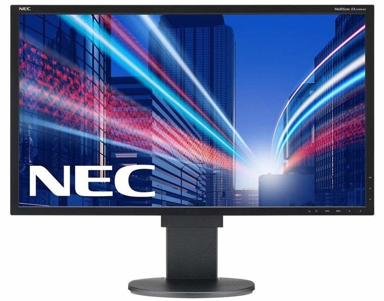 """Мониторы NEC MultiSync EA271Q и P243W адресованы бизнес-пользователям"""""""