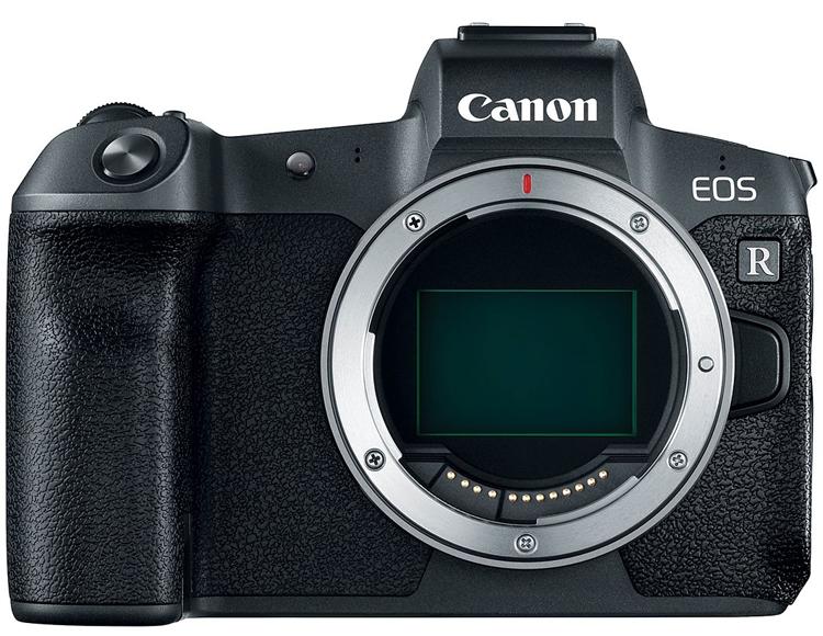 """Canon EOS R: полнокадровая беззеркальная камера для профессиональной съёмки"""""""